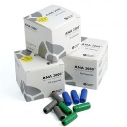 NORDİSKA ANA 2000 DENTAL ALLOY CAPS 2,50 PACK